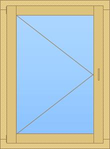 2. Поворотное влево