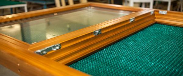 установка фурнитуры и стеклопакетов